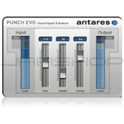 Antares PUNCH Evo Vocal Impact Enhancer Native