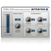 Antares SYBIL Evo Variable Frequency De-Esser Plugin