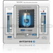 Antares WARM Evo Tube Saturation Generator - Native