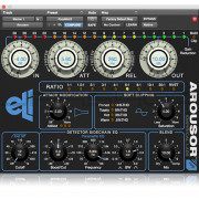Empirical Labs Arousor Compressor Plugin