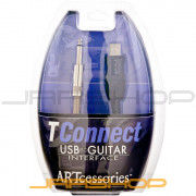 ART TConnect USB to Guitar Interface Cable