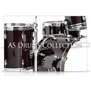 Acousticsamples AS Drums Collection Library