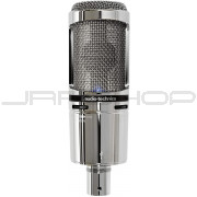 Audio Technica AT2020USB+V Microphone - Chrome