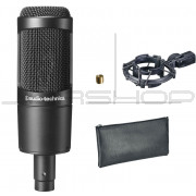 Audio Technica AT2035 Large Diaphragm Cardioid Condenser Mic - Open Box