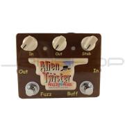 Analog Alien Alien Twister Fuzz/Buffer Pedal