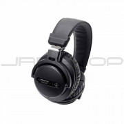 Audio Technica ATH-PRO5XBK Closed-back, over-ear DJ headphones, black