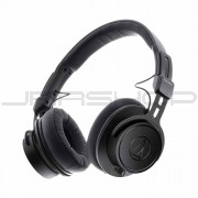 Audio Technica ATH-M60X Closed-back dynamic monitor headphones