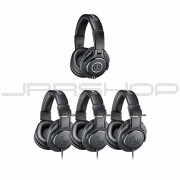 Audio Technica ATH-PACK4 Studio headphone pack