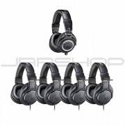 Audio Technica ATH-PACK5 Studio headphone pack