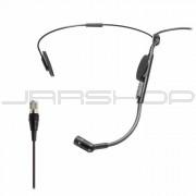 Audio Technica ATM73CH cardioid condenser headworn microphone terminated