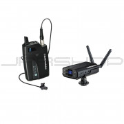 Audio Technica ATW-1701/L Receiver + Transmitter + Lavalier Microphone