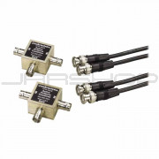 Audio Technica ATW-49CB Active wide-band antenna combiner kit (440-900 MHz)