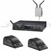 Audio Technica ATW-1366 System 10 Wireless systems Boundary microphone system