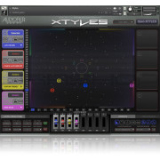 Audiofier Xtyles Rhythms and Loops Combinator Plugin