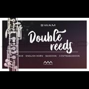 Audio Modeling SWAM Double Reeds