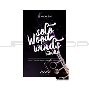Audio Modeling SWAM Solo Woodwinds Bundle Upgrade from SWAM Clarinets, Flutes, and Double Reeds