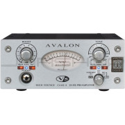 Avalon V5 Pure Class A DI-RE-Microphone Preamplifier