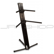 Ultimate Support AX-48 Pro Apex Series Column Keyboard Stand Black
