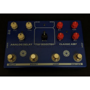 Mosky Audio Tone Makestation AC30 Simulator + Delay Triple Pedal