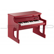 Korg tinyPIANO Digital Toy Piano - Red