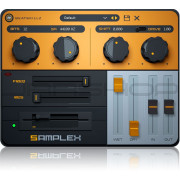 Beatskillz SampleX Vintage Sampler Emulator Plugin