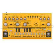Behringer TD-3-AM Yellow Analog Bass Line Synthesizer