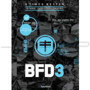 FXpansion BFD3 + BFD Percussion Combo