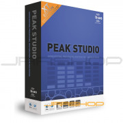 BIAS Peak Studio XT for Mac OS X - Educational Edition