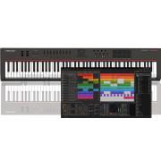 Bitwig Studio + Nektar Impact LX88 88-Note Keyboard Combo