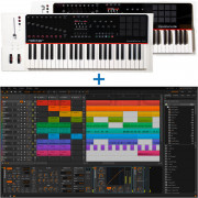 Bitwig Studio + Nektar Panorama P4 49-Note Keyboard Combo