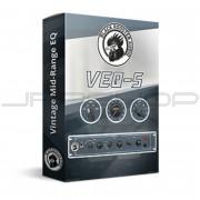 Black Rooster Audio VEQ-5 Vintage Mid-Range Equalizer