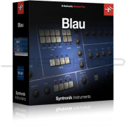 IK Multimedia Syntronik Blau Synth Instrument