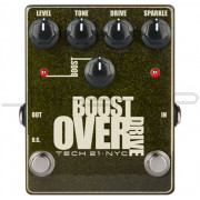 Tech 21 Boost Overdrive Metallic Effect Pedal