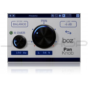 Boz Digital Pan Knob Plugin