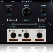 Boz Digital ProVocative Vocal Detuner/Thickener Plugin