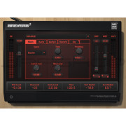 Overloud Breverb 2 Digital Reverb Suite