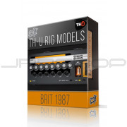 Overloud BRIT 1987 by CHOPTONES Expansion for TH-U Rig Player