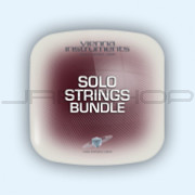 Vienna Symphonic Library Solo Strings Bundle Standard