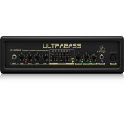 Behringer BXD3000H Ultra-Lightweight 300-Watt 2-Channel Bass Amplifier Head