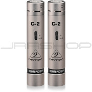 Behringer C2/B Microphone Stereo Pair