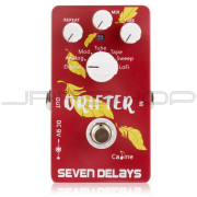 Caline CP-37 Drifter Seven Delays Pedal