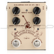 Caline CP-40 DI Box Pedal for Acoustic Guitars
