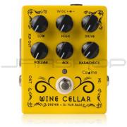 Caline CP-60 Wine Cellar Driver+DI Pedal for Bass
