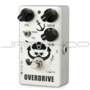 Caline CP-76 Captain Silver TS9/TS808 Overdrive Pedal