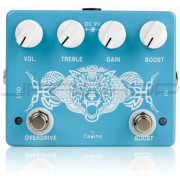 Caline CP-79 Wolfpack Overdrive TS9+Boost Pedal