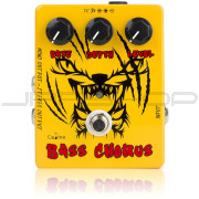 Caline CP-83 The Pumpkin Carver Bass Chorus Pedal