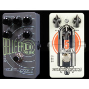 Catalinbread Belle Epoch Echo + Formula No. 5 Tweed Deluxe Overdrive Pedal