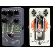 Catalinbread Belle Epoch Echo + Formula No. 5 Tweed Deluxe Overdrive Pedal