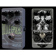 Catalinbread Belle Epoch Echo + Dirty Little Secret Marshall Distortion Pedal Combo