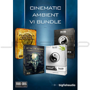 Big Fish Audio Cinematic Ambient VI Bundle